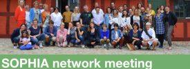 Register for SOPHIA Network Meeting 2019 in Ireland