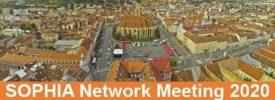 Register for SOPHIA Network Meeting 2020 in Cluj, Romania